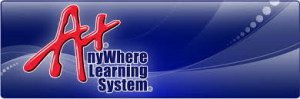 Anywhere learning logo