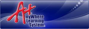 Anywhere learning logo